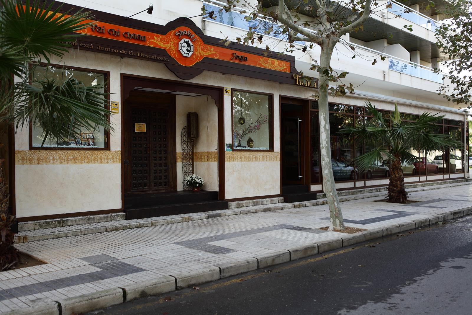Albir Spain  city pictures gallery : Restaurant albir Albir Spain Restaurantes Yoga center, massages ...