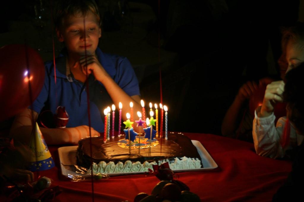 Birthday or a special event - Albir Spain
