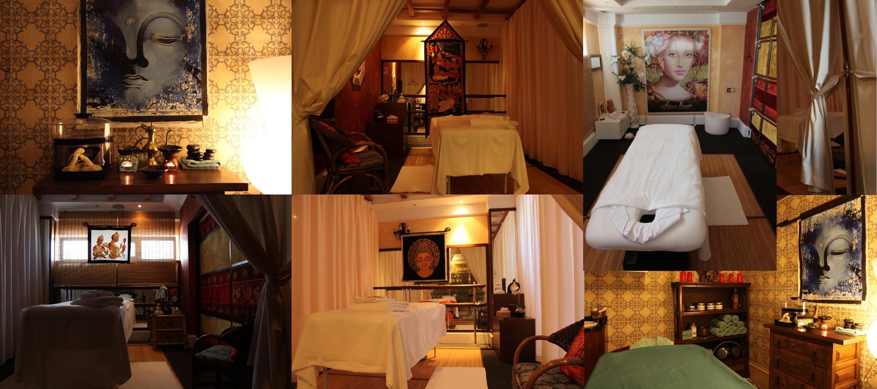 variety of treatments and massages albir benidorm altea lanucia