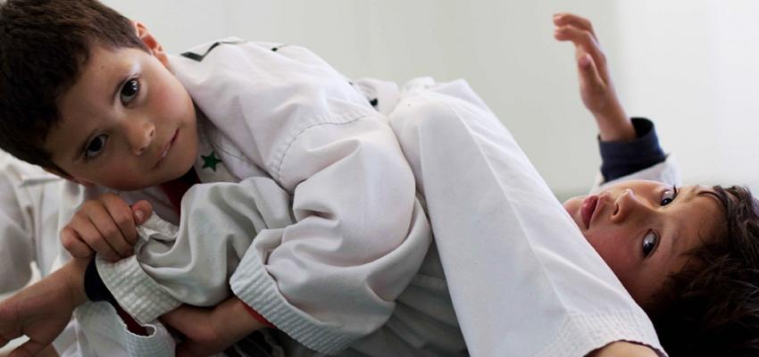 Bujinkan-Ju-Jitsu-FOR-CHILDREN