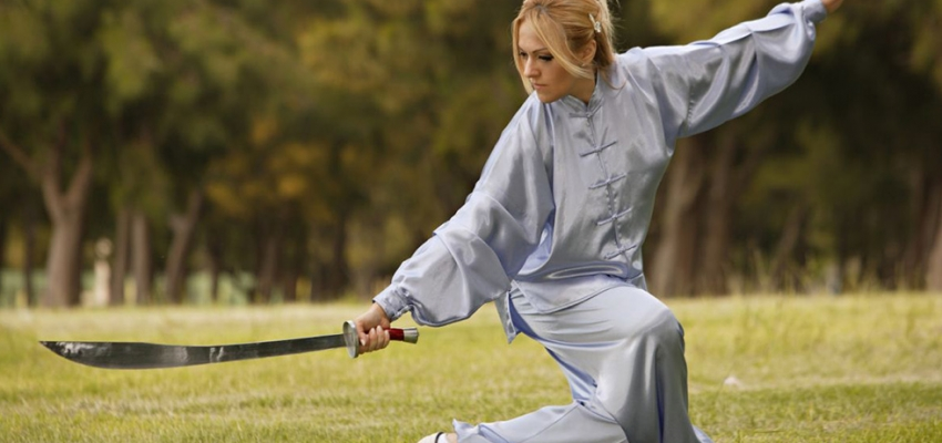 Tai Chi Chuan with arms