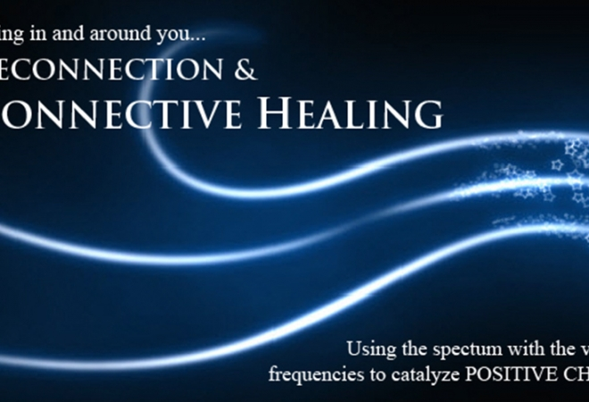Reconnection & reconnective healing