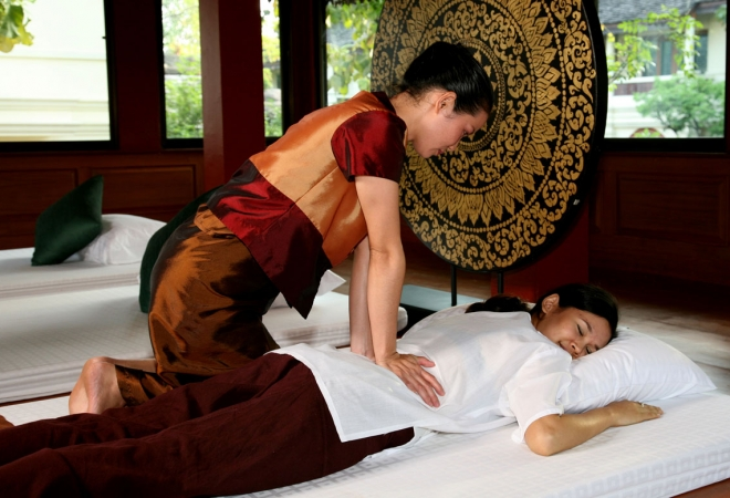 Special OFFER for september – Traditional Thai massage and Nuad Tao